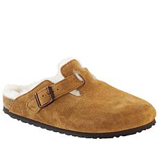Birkenstock Boston Comfort Clog with Shearling