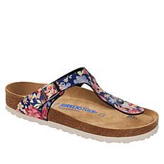 Birkenstock Gizeh Supernatural Flowers Soft Footbed Sandal