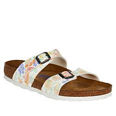 Birkenstock Sydney Supernatural Flowers Soft Footbed Sandal