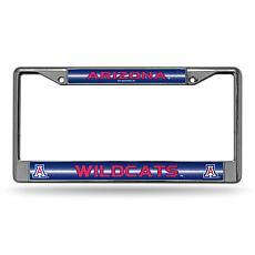 """""""Bling"""" License Plate Frame - University of Arizona"""