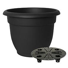 "Bloem Ariana 20"" Self-Watering Planter"
