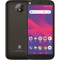 BLU C5 2019 C110L 16GB GSM Unlocked Smartphone - Black