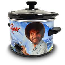 Bob Ross 2-Quart Slow Cooker