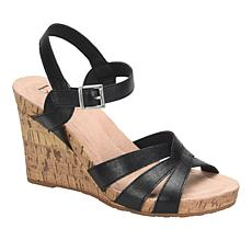 b.o.c. Apple Cork Wedge Sandal
