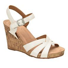 b.o.c. Apple Cork Wedge Sandal