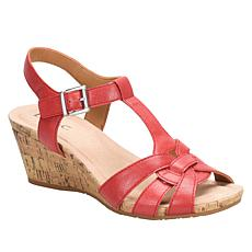 b.o.c. Jaquet T-Strap Wedge Sandal