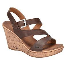 b.o.c. Schirra Cork Wedge Sandal