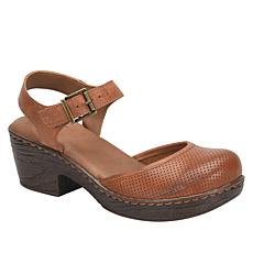 b.o.c. Stone Leather Clog Sandal