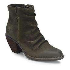Born® Aire Suede Ruched Bootie