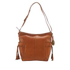 Born® Barrow St. Crobo Leather Crossbody Bag