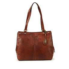 Born® Bethany Bronco Leather Tote