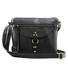 Born Bonapart Leather Crossbody Bag