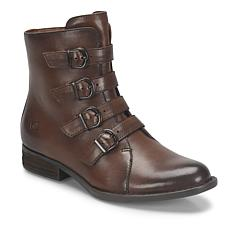 Born® Cardi Leather Buckled Boot