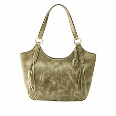 Born Daphne Leather Tote