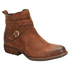 Born® Faywood Distressed Leather Bootie
