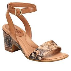 Born® Frilli Leather Slingback Sandal