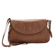 Born Janice Leather Crossbody Bag