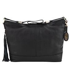 Born Jensen Leather Hobo Bag