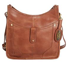 Born Laredo Leather Distressed Crossbody