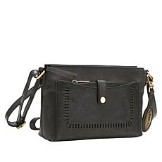 Born Leather Morton Crossbody Handbag