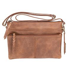 Born Leonore Leather Crossbody