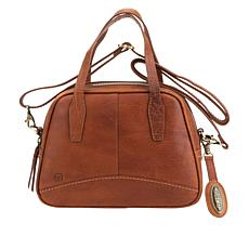 Born Manolo Leather Satchel