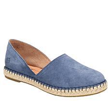 Born® Stitch Slip-On Espadrille Flat