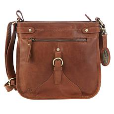 Born® Victoria Leather Crossbody Bag