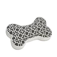 Bowsers Bone Shape Sofa Toss Throw Pillow