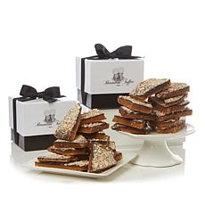 Brandini Toffee 2lbs of Almond Toffee in Gift Boxes