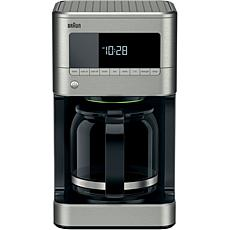 Braun BrewSense 12-Cup Drip Coffee Maker with Brew Strength Selecto...