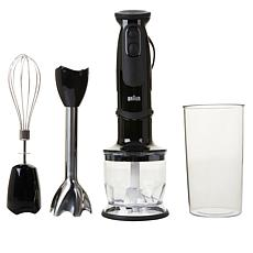 Braun Multiquick 5 Vario Hand Blender with 1.5-Cup Chopper