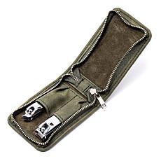 Breed Dagger 2-Piece Surgical Steel Groom Kit