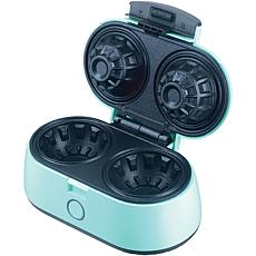 Brentwood Appliances Double Waffle Bowl Maker