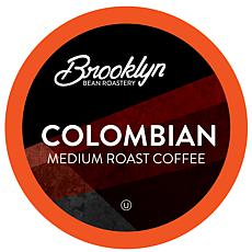 Brooklyn Beans Colombian Coffee Pods 40-count