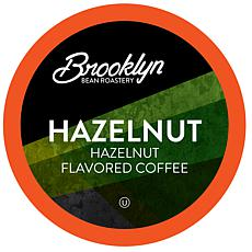Brooklyn Beans Hazelnut Coffee Pods for 2.0 K-Cup Brewers, 72-Count