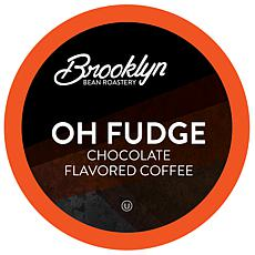 Brooklyn Beans Oh Fudge Coffee Pods for 2.0 K-Cup Brewers, 40-Count