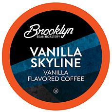 Brooklyn Beans Vanilla Skyline Coffee Pods for 2.0 K-Cup, 40-Count