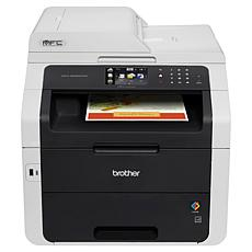 Brother All-in-One Color Laser Wireless Printer