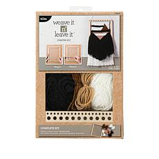 "Bucilla Weave It and Leave It 7"" Starter Kit"