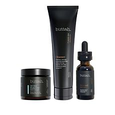Buttah Skin Transforming Kit with Oil-Free Gel Cream