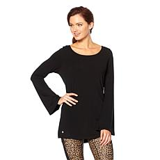 Bzees Audrey Bell-Sleeve Top with SPF 40