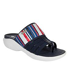 Bzees Chill Washable Toe-Post Sandal