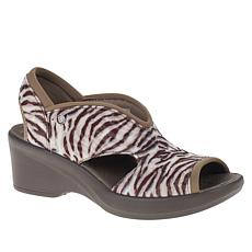 Bzees Faithful Washable Wedge Sandal