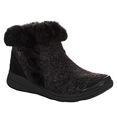 Bzees Iris Washable Faux Fur Bootie