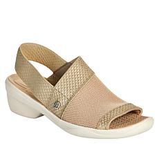 Bzees Molly Washable Slingback Sandal