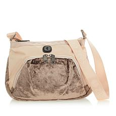 Bzees Serene Crossbody with Velvet Pocket