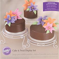 Cake Display Set - 15-pieces