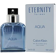Calvin Klein Eternity Aqua EDT Spray - 3.4oz