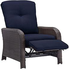 Cambridge Corolla Luxury Recliner - Navy